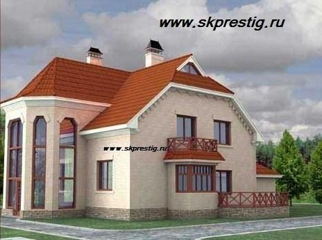 дом под ключ пеноблок цена москва